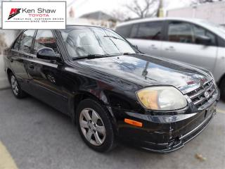 Used 2004 Hyundai Accent GL for sale in Toronto, ON