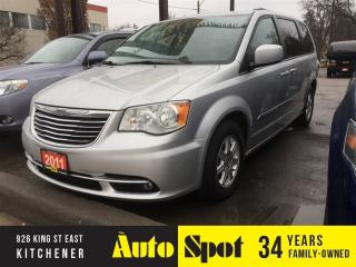 Used 2011 Chrysler Town & Country Touring/PRICED FOR A QUICK SALE ! for sale in Kitchener, ON