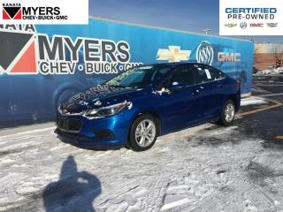 Used 2017 Chevrolet Cruze SUNROOF, HEATED SEATS, BOSE SPEAKERS for sale in Ottawa, ON