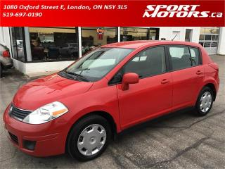 Used 2009 Nissan Versa 1.8 SL for sale in London, ON