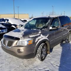 Used 2006 Pontiac Montana Sv6 w/1SB for sale in Edmonton, AB