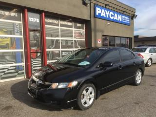 Used 2010 Honda Civic Sdn Sport for sale in Kitchener, ON