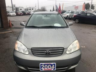 Used 2004 Toyota Corolla LE for sale in Kitchener, ON