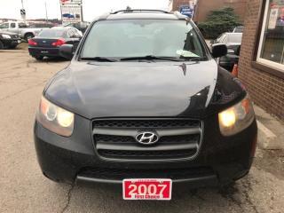 Used 2007 Hyundai Santa Fe GL for sale in Kitchener, ON