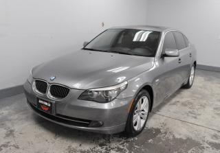 Used 2009 BMW 528 i xDrive for sale in Kitchener, ON