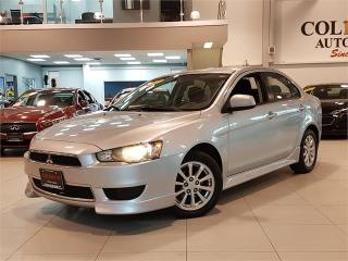Used 2012 Mitsubishi Lancer SE-AUTOMATIC-ONLY 80KM for sale in York, ON