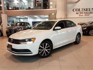 Used 2016 Volkswagen Jetta Sedan COMFORTLINE-AUTO-SUNROOF-CAMERA-ONLY 47KM for sale in York, ON