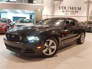 Used 2014 Ford Mustang GT **6 SPEED-FACTORY WARRANTY** for sale in York, ON