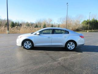 Used 2011 Buick LaCrosse CX FWD for sale in Cayuga, ON