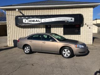 Used 2007 Chevrolet Impala LS for sale in Mount Brydges, ON