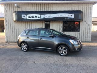 Used 2009 Pontiac Vibe AWD for sale in Mount Brydges, ON