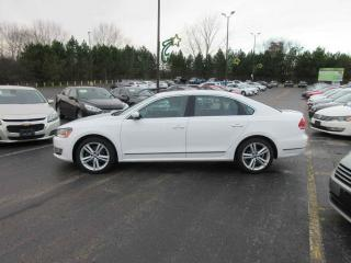 Used 2013 Volkswagen Passat Highline FWD for sale in Cayuga, ON