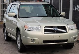 Used 2007 Subaru Forester XS PREMIUM for sale in Etobicoke, ON
