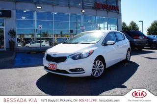 Used 2016 Kia Forte (5) LX+ / MT for sale in Pickering, ON