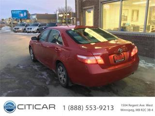 Used 2007 Toyota Camry LE for sale in Winnipeg, MB