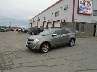 Used 2012 Chevrolet Equinox 1LT for sale in Sudbury, ON