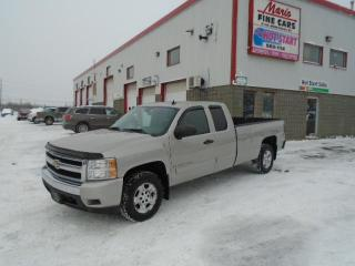 Used 2007 Chevrolet Silverado 1500 LT for sale in Sudbury, ON