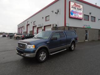 Used 2005 Ford F-150 Lariat for sale in Sudbury, ON