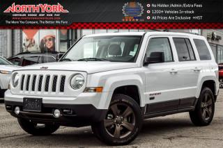 Used 2017 Jeep Patriot 75th Anniversary 4x4|Heat Frnt.Seats|R_Start|Sunroof|Sat|Bluetooth for sale in Thornhill, ON