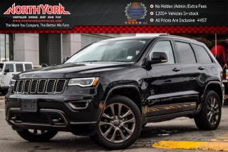 Used 2017 Jeep Grand Cherokee Limited 75th Anniversary 4x4|BlindSpot|Keyless_Go|Heat Seats for sale in Thornhill, ON