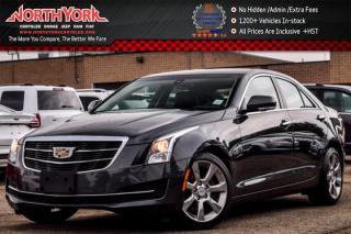 Used 2015 Cadillac ATS Sedan Luxury |Manual|Bose|BackUpCam|PkAsst.|HeatFrntSeats|17