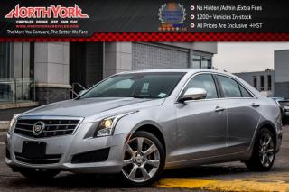 Used 2014 Cadillac ATS Sedan Luxury AWD|DrvrAware,Sun&SoundPkgs|Bose|HeatFrSeats for sale in Thornhill, ON