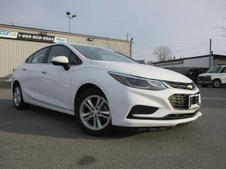 Used 2017 Chevrolet Cruze LT AUTO for sale in Kingston, ON