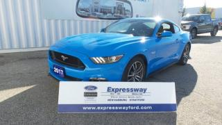Used 2017 Ford Mustang GT 5.0l V8 435Hp for sale in Stratford, ON
