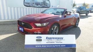 Used 2017 Ford Mustang V6 295Hp for sale in Stratford, ON