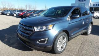 New 2018 Ford Edge Titanium for sale in Stratford, ON