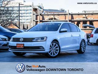 Used 2016 Volkswagen Jetta TSI COMFORTLINE SPORT for sale in Toronto, ON