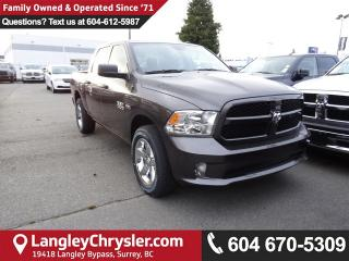 New 2018 Dodge Ram 1500 ST RAM 1500 Express for sale in Surrey, BC