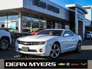 Used 2010 Chevrolet Camaro LT for sale in North York, ON