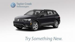 New 2018 Volkswagen Tiguan Trendline 2.0T 8sp at w/Tip for sale in Orleans, ON