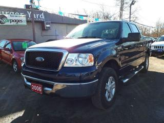 Used 2006 Ford F-150 XLT,4x4!,,certified for sale in Oshawa, ON