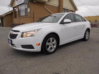 Used 2011 Chevrolet Cruze LT 1.4L Turbo Automatic Certified 130,000KMs for sale in Etobicoke, ON