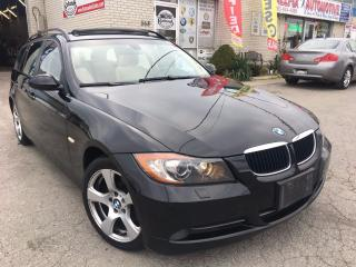 Used 2008 BMW 3 Series 328xi AWD_Leather_Panoramic Sunroof for sale in Oakville, ON