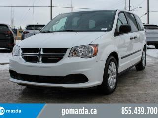 Used 2014 Dodge Grand Caravan SXT POWER OPTIONS ACCIDENT FREE for sale in Edmonton, AB