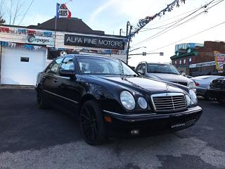 Used 1999 Mercedes-Benz E320 4Matic ACCIDENT FREE-AWD-LOW KM ((CERTIFIED)) for sale in Hamilton, ON
