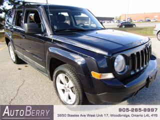 Used 2011 Jeep Patriot North - 4WD - 5 Speed for sale in Woodbridge, ON