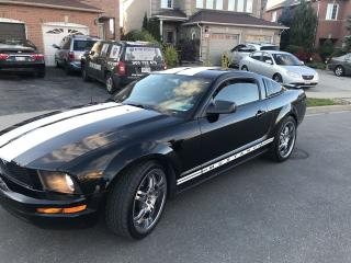 Used 2008 Ford Mustang Base for sale in Mississauga, ON
