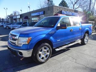 Used 2014 Ford F-150 XLT * SUPERCREW * XTR * 4X4 for sale in Windsor, ON