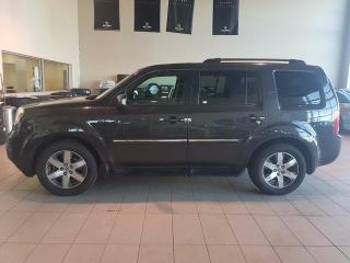 Used 2014 Honda Pilot Touring - Nav, B/U Cam, DVD, PWR Liftgate, Heated Leather Seats! for sale in Red Deer, AB