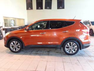 Used 2013 Hyundai Santa Fe Sport 2.0T Limited for sale in Red Deer, AB