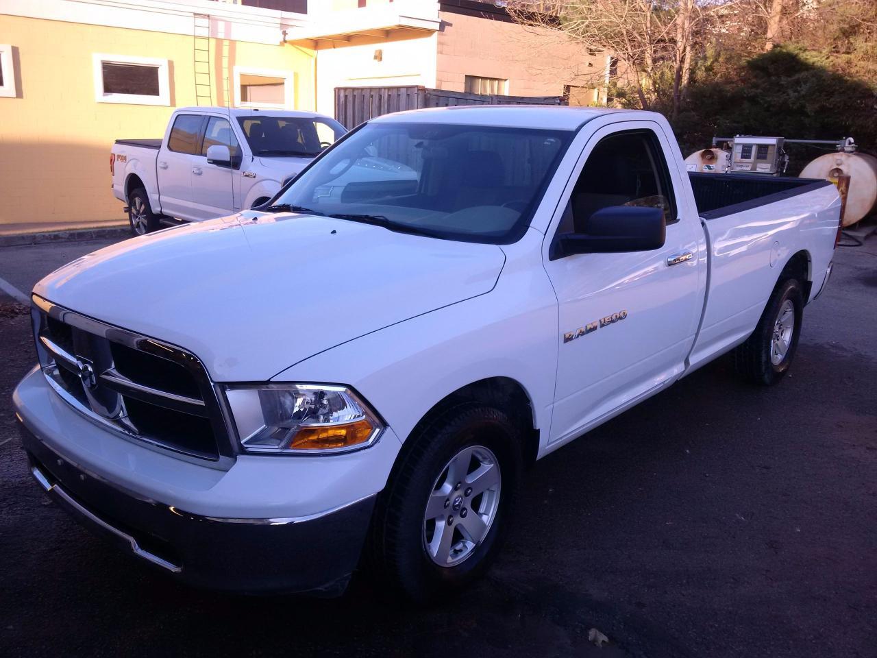 Photo of White 2011 Dodge Ram