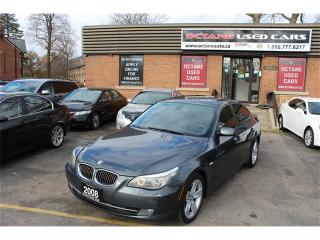 Used 2008 BMW 528 XI for sale in Scarborough, ON