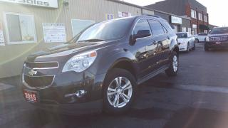 Used 2015 Chevrolet Equinox 2LT-BACK UP CAMERA-HEATED SEATS-REMOTE START for sale in Tilbury, ON