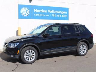New 2018 Volkswagen Tiguan Trendline for sale in Edmonton, AB