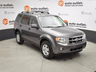 Used 2011 Ford Escape XLT Automatic 4X4 for sale in Edmonton, AB