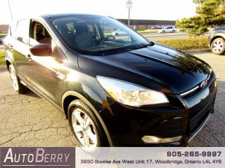 Used 2014 Ford Escape SE - 1.6L - EcoBoost - FWD for sale in Woodbridge, ON